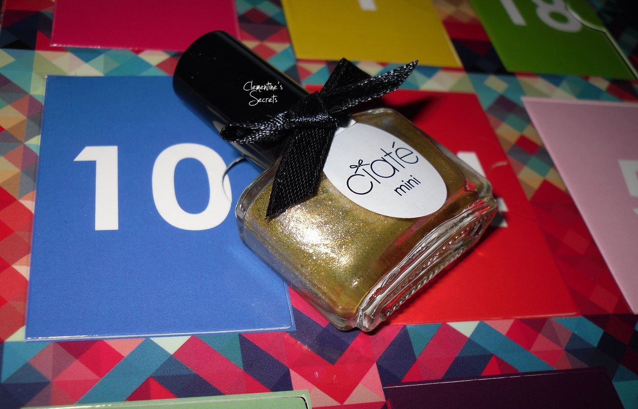 Ciaté Day 10 Ladylike Luxe Mani Month Calender (1)