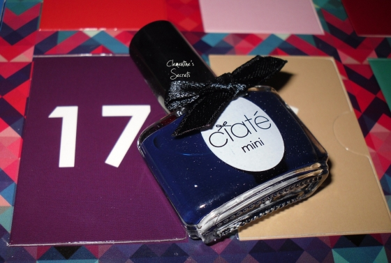 Ciate Day 17 Power Dressing  Mini Mani Month