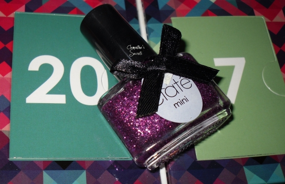 Ciate Day 20 Magic Carpet Mani Mini Month