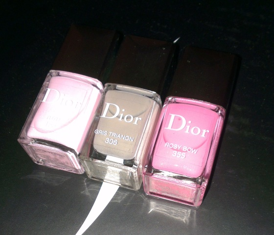 Dior Vernis Cherie Bow