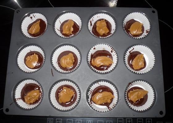 cupcakes chocolat speculoos spartacus (2)