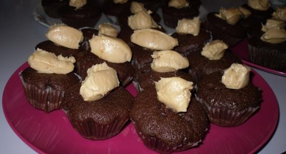 cupcakes chocolat speculoos spartacus (3)