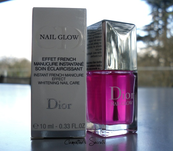 Dior Nail Glow vernis